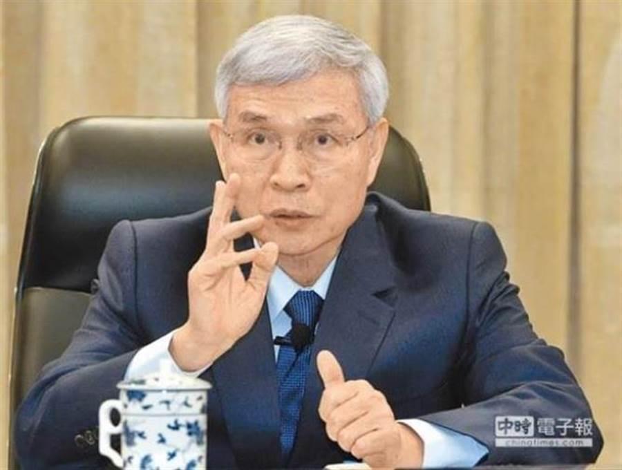 中央銀行總裁楊金龍。(本報系資料照片)