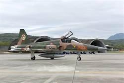 台拆美舊戰機逆向造飛彈驅動器 外媒驚嘆