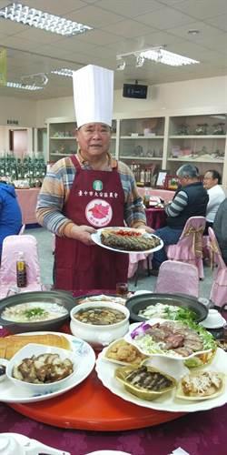安農五寶+大安港海鮮辦桌 有夠澎拜