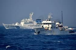 獨》日海保廳5艘大型艦航行台海 國軍掌握中
