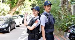 「性感女神」周曉涵不理新緋聞 當女警包緊緊