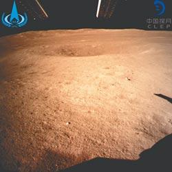 太空創舉 揭開神祕面紗 傳回首張照片!嫦娥四號首奔月背 軟著陸
