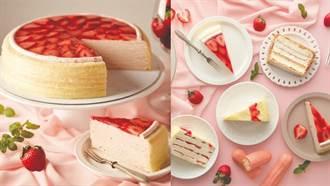 Lady M草莓季!台灣限定「粉紅千層」每一口都酸甜