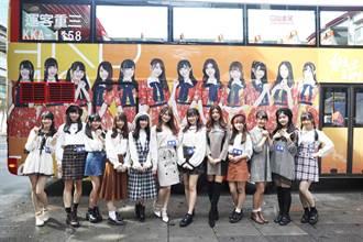 AKB48 Team TP單曲開紅盤  獲封年度新人王