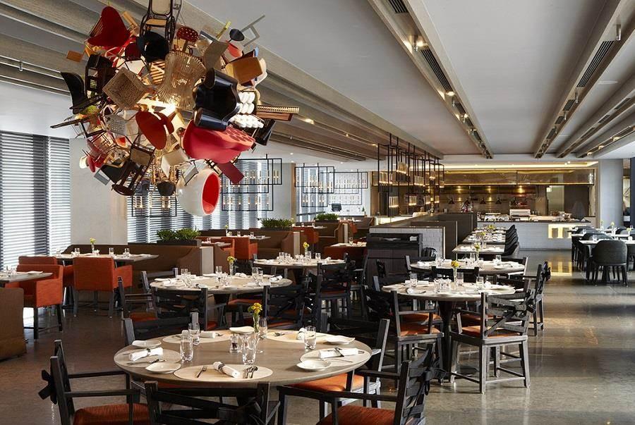 寒舍艾麗酒店LA FARFALLA義式餐廳平假日自助下午餐劵(2張1組),於JASONS集10點+1399元加價購或50點免費兌換。(JASONS提供)