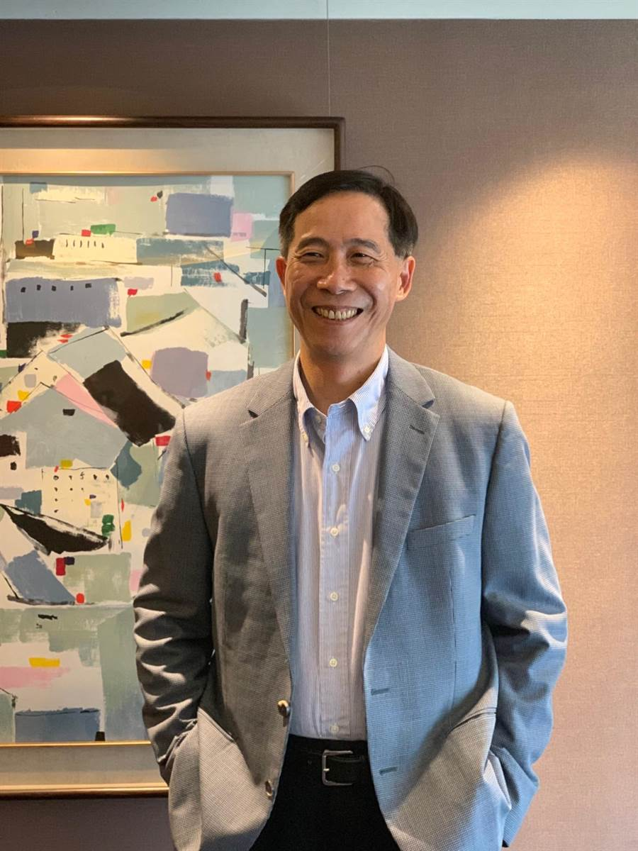 台灣人壽總經理莊中慶表示,從2019年開始啟動五年轉型計畫,朝更健康體質發展。(彭禎伶/攝影)