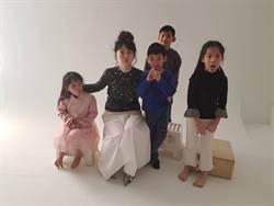 高嘉瑜登時尚雜誌 曝綁公主頭原因來自童年打擊