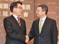 民進黨主席補選 候選人辯論交鋒!游盈隆批新系獨大 拒當派系傀儡