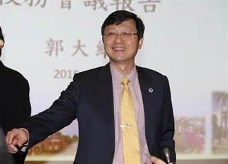 郭大維被香港挖角 張善政怒喊:明年下架民進黨!