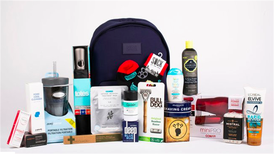 「InStyle」提供的男性禮物袋。(翻攝自InStyle)