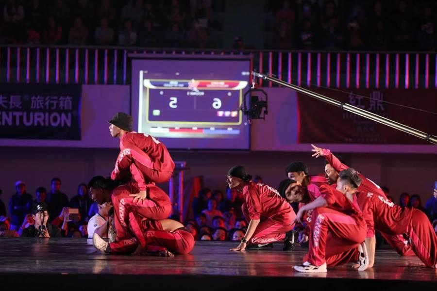 繼電競之後,街舞也力爭進軍2024年巴黎奧運正式競賽項目。(張亦惠攝/資料照)