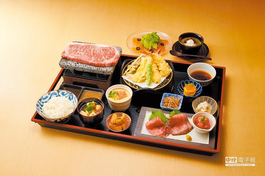 麻布十番祭亭 頂級牛排饗宴 圖片提供MITSUI OUTLET PARK台中港