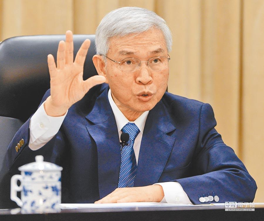 央行總裁楊金龍表示,政府積極推動「歡迎台商回台投資方案」。(本報系資料照片)