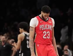 NBA特稿》一眉哥喊走 都怪鵜鶘高層不用心?