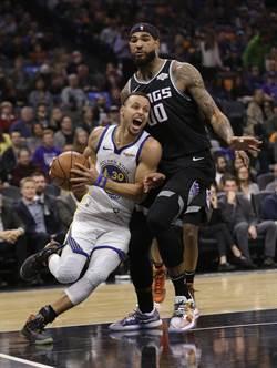 NBA》贏得驚濤駭浪!柯瑞飆42分領勇士險勝