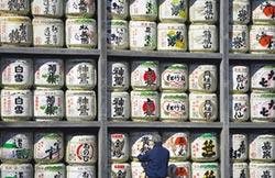 日本力推國產酒出口
