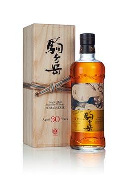 日本威士忌品醇大和魂