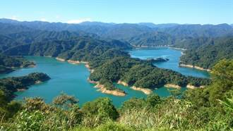 新北石碇美景「鱷魚島」  驚豔大自然