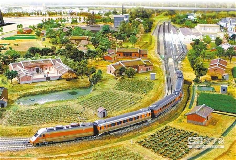 「哈瑪星台灣鐵道館」位在高雄駁二藝術特區,是相當熱門的景點。(圖/中時資料庫)