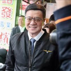 民進黨主席補選投票時 反英動作嚇到卓榮泰陣營