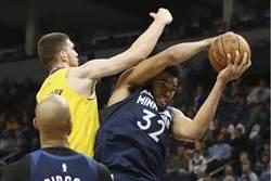NBA》湖人傷兵滿營 詹皇缺陣6戰吞5敗