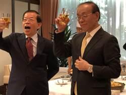 謝長廷:人在海外不清楚內閣改組訊息