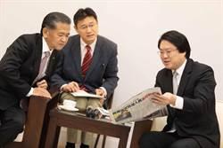 卓榮泰任黨主席 代主席林右昌:黨內很多人也要我選