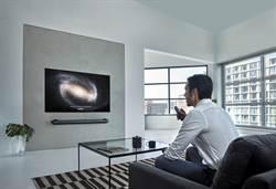 CES/支援Google助理與Alexa LG展出全新智慧電視