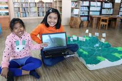 石門國小學生Minecraft超強 為校設計遊戲場化虛擬為真實