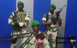 西非加彭發生政變 軍隊佔領電台要民主