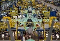 望塵莫及 美單款F35年產超過陸所有戰機年產總和
