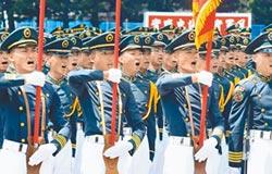 綠委要求改校歌 陸官堅持黨旗飛舞