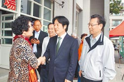 蔡英文強勢 港媒:賴清德卸任將失2020舞台