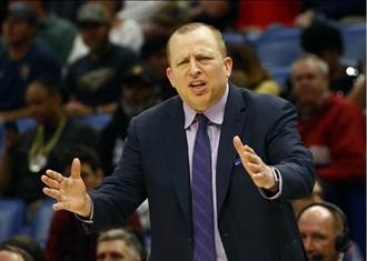 NBA》贏球還開除總教頭 灰狼席波迪捲鋪蓋走人