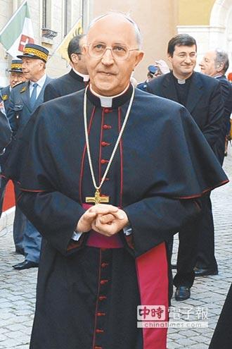 梵蒂岡派特使 3月來台參加聖體大會