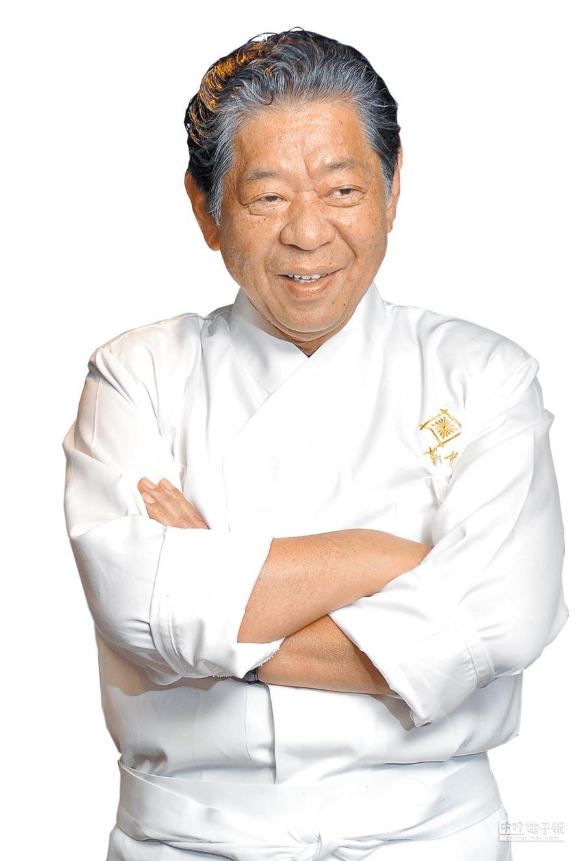 「和食之神」村田吉弘。(本報資料照片)