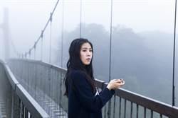 Erika勾新人男演員談情 狼狽濕髮靠發電機救援