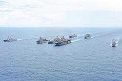 美艦再巡南海 陸外交部:侵犯主權
