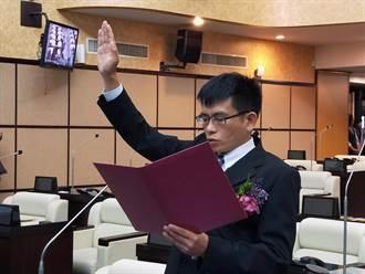 南市原住民議員穎艾達利以母語補宣誓就職