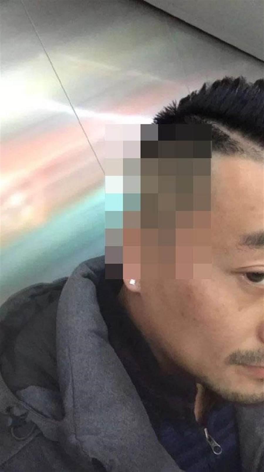 髮型師連這個都剪! 網笑噴:我忍不住點了(圖片取自/微博網站)