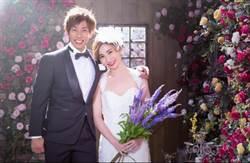 看AV天王尪做這事「難過到缺氧」 文青妻公開婚照宣示主權