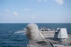 悄悄試射3馬赫重砲 美可能帶來海戰革命