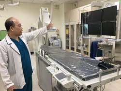 衛福部嘉義醫院9日啟用心導管室 強化心血管疾病醫療