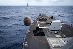 新戰術!美驅逐艦測試以超高速炮彈轟擊巡航導彈