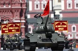 最後一批現役二戰經典戰車T-34榮返俄羅斯