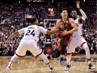 NBA》老鷹客場戰暴龍 豪哥重返先發有出色表現