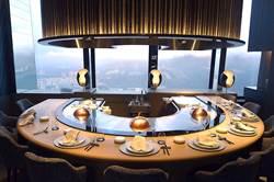 獨家》全球首家摘星鐵板燒加高檔割烹TheUkaiTaipei微風南山46樓開賣