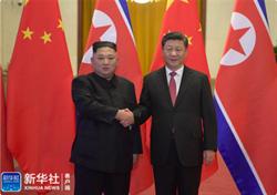 北韓官媒:習近平已接受訪朝邀請