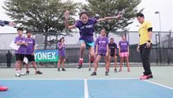 網球》YONEX辦訓練營 活動食宿全包了