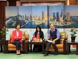 2021國際水協會亞太會議移師港都 會長拜會韓國瑜